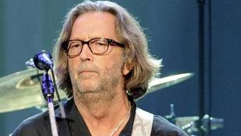 Musiker Eric Clapton (Archiv)