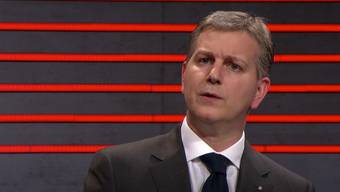 SVP-Präsident Marco Chiesa