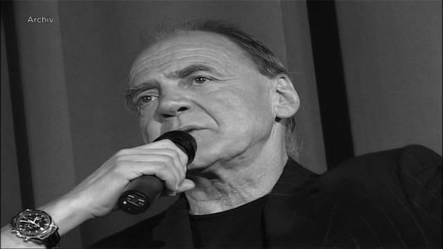 Die Schweiz verliert einen grossartigen Schauspieler