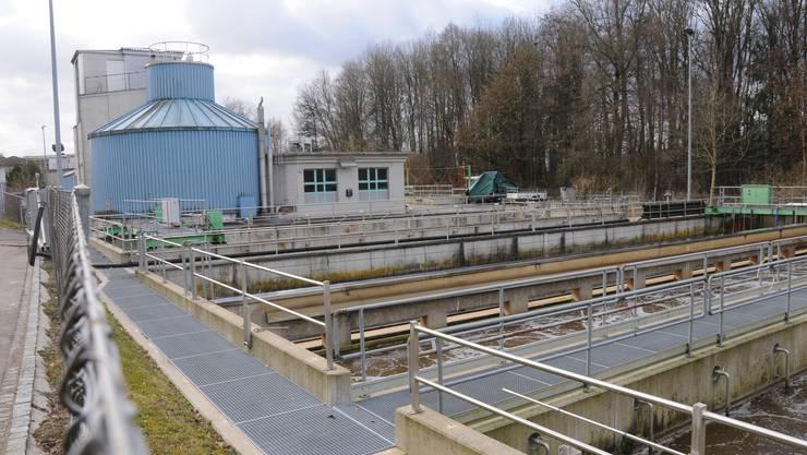 Die ARA in Klingnau: Hier werden die Abwasser aus Tegerfelden, Döttingen und dem Städtli gereinigt.