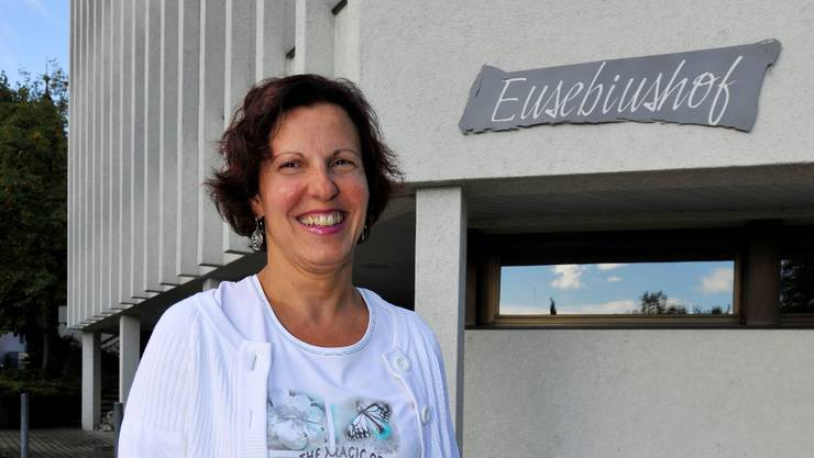 OK-Chefin Claudia Bieri freut sich auf die neue Grenchner Weihnachtsausstellung, die dieses Jahr wieder im «Eusebius» stattfinden wird. om