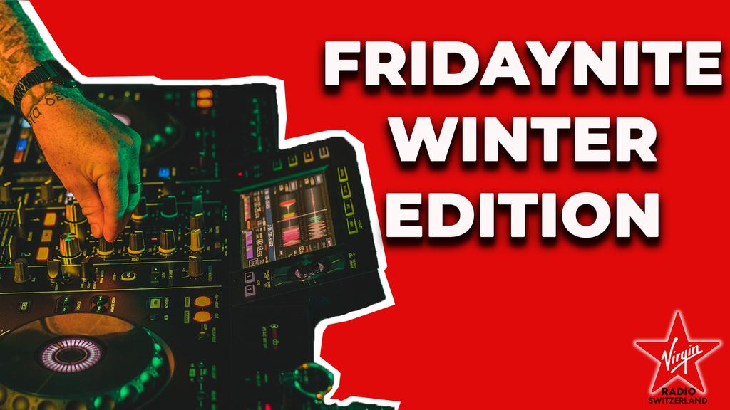 Werde Nachwuchs-DJ bei der Winter Edition❄️