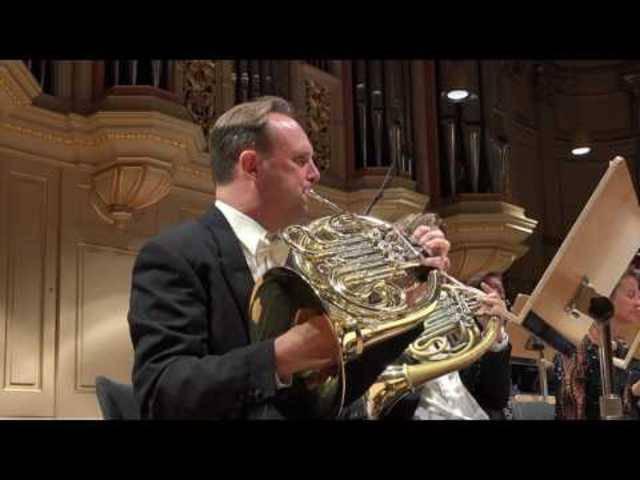 Douglas Bostock mit dem Argovia Philharmonic. Beethoven Symphonie No 5