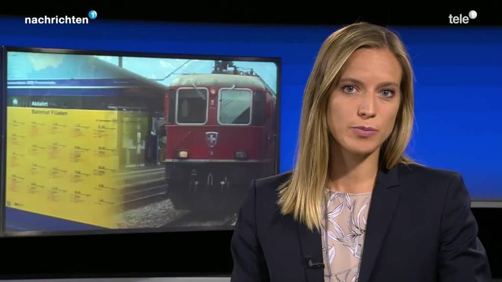 Urner besorgt wegen SBB-Plänen