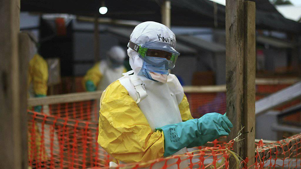 Ausbreitung der Krankheit: Nach rund 1400 Ebola-Todesfällen im Kongo hat am Dienstag die Weltgesundheitsorganisation einen Erkrankungsfall mit Ebola in Uganda bestätigt. (Archivbild)
