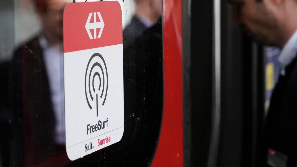 Zusätzliche Kunden mit einem Mobile-Abo sollen vom Gratis Internet der SBB profitieren können.