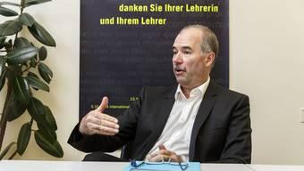 Roland Misteli ist seit 1997 Geschäftsführer         des Verbandes Lehrerinnen und Lehrer Solothurn.