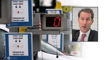 SVP-Nationalrat Thomas Aeschi schwebt ein digitales Grenzkontrollsystem vor, wie es an der Grenze zwischen den USA und Kanada (Bild) installiert ist.