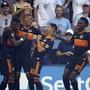 Houston Dynamo freut sich über den Einzug in den amerikanischen Cupfinal