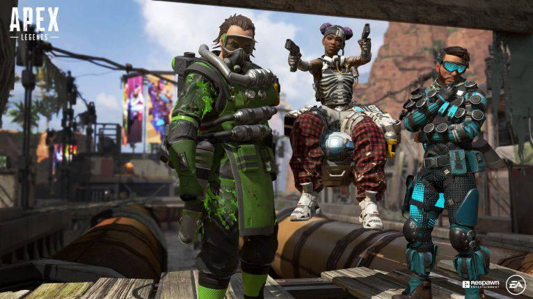 Apex Legends stellt sogar Fortnite in den Schatten