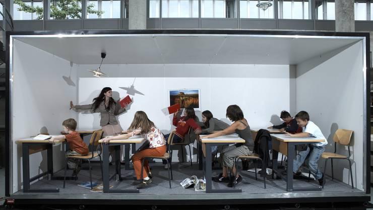 Das Fundament der Aargauer Schulen wackelt. Es fehlt an gut qualifizierten Lehrpersonen.