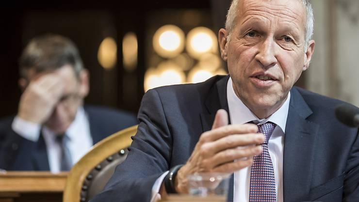 Bei der Reform der Altersvorsorge gelte es keinen Schönheitswettbewerb, sondern eine Volksabstimmung zu gewinnen, sagte Kommissionssprecher Konrad Graber (CVP/LU) im Ständerat.