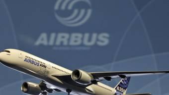 Airbus schreibt Rekordzahlen (Archiv)