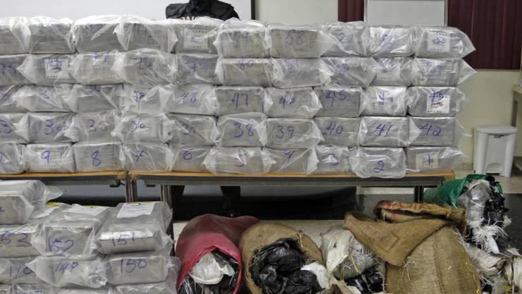 Die Dominikanische Republik galt 2013 als grösster Drogenumschlagplatz in der Region. (Symbolbild)