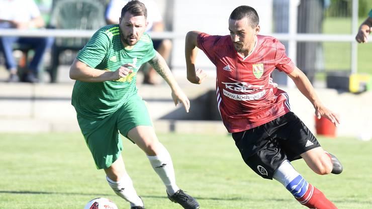 Andreas Habegger hat beim FC Niederwil sofort eingeschlagen.