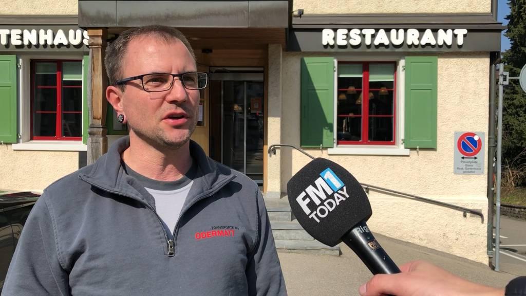 «Armi Sieche»: Büezer froh, wieder in der Wärme zu essen