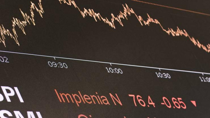 Nach den happigen Verlusten setzen in die Börsen rund um den Globus ihren Erholungskurs fort. (Archiv)