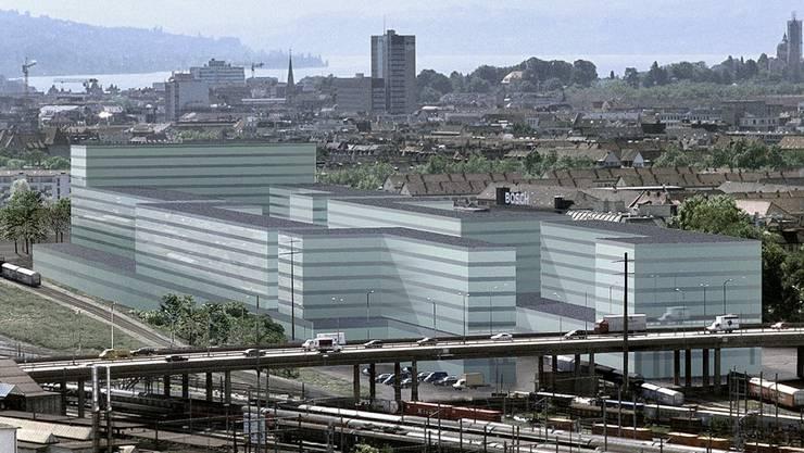 Gestorben: Der Zürcher Kantonsrat hat die Pläne für ein neues Polizei- und Justizzentrum versenkt.