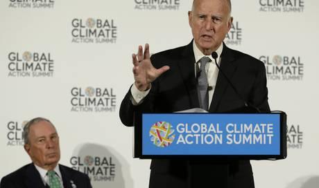 Klima-Gipfel: Kalifornien plant Emissions-Überwachung per Satellit