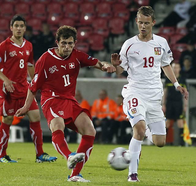 Mehmedi schiesst die Schweiz in den WM-Final