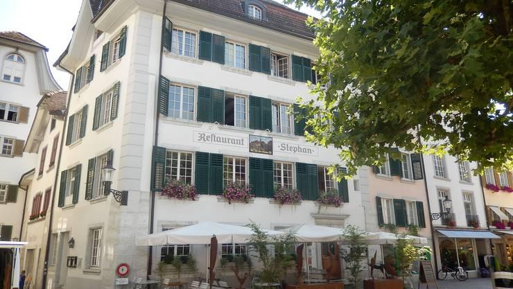 Andy Zaugg, Koch des Restaurants «Zum Alten Stephan», hat erneut 17 Punkte in der Bewertung von GaultMillau erhalten.