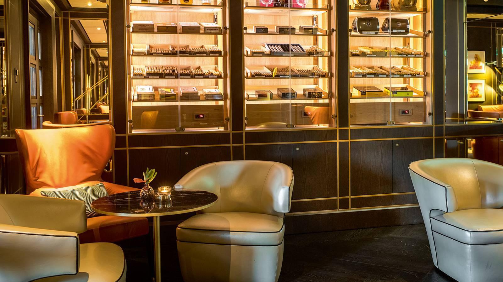 Cigar Lounges Atlantis