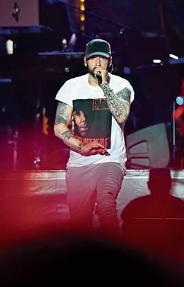 Eminem: Wer nur provoziert, den nimmt man mit der Zeit nicht mehr ernst.
