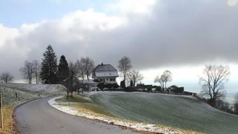 Liegenschaft in Kammersrohr: Die Streusiedlung mit 30 Einwohnern ist nach wie vor eine eigenständige Gemeinde.