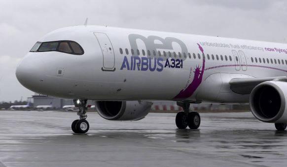 Der A321LR ist die Langstreckenversion des A320-Bestsellers.