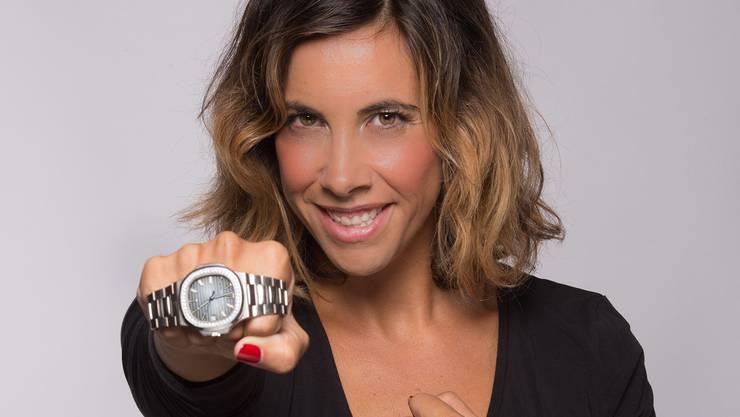 Social-Media-Star und Buchautorin Giorgia Mondani sagt: «Für mich ist die Baselworld weiterhin ein Must».