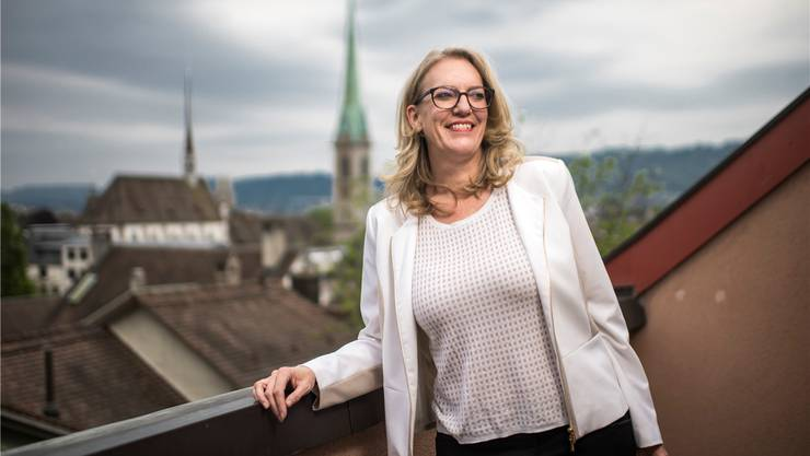 Nennt die Probleme beim Namen: Franziska Driessen ist die erste Frau an der Spitze der Katholiken des Kantons Zürich.