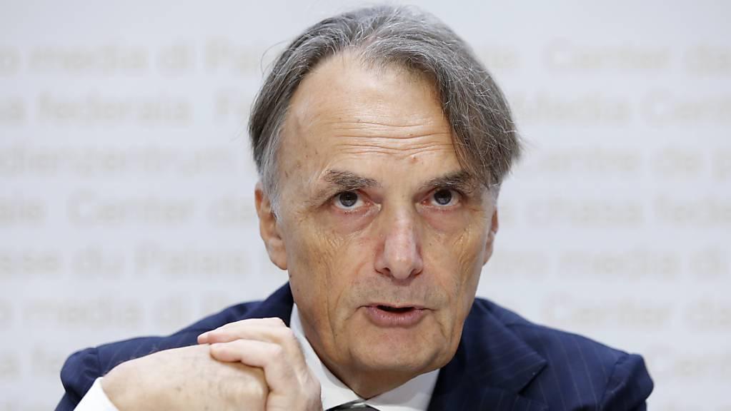 «Europa ist nicht viel weiter gekommen»: Mario Gattiker, Schweizer Migrations-Staatssekretär. (Archivbild)