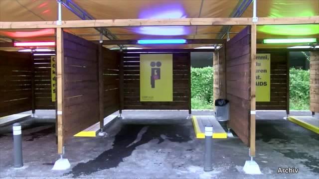 5 Jahre Sexboxen: Stadt Zürich zieht positive Bilanz