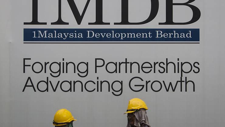 Der  Staatsfonds 1MDB bringt eine weitere Schweizer Bank in Schwierigkeiten. (Symbolbild).