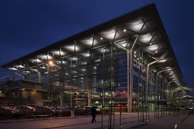 Der EuroAirport Basel-Mülhausen soll bis 2020 über einen Bahnanschluss verfügen.