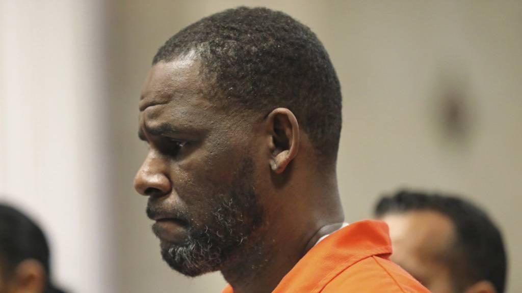 Jury spricht Ex-Superstar R. Kelly schuldig