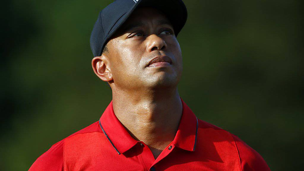 Tiger Woods muss derzeit viel über sich nachdenken