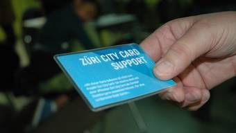 Supporter gesucht: Mit der Züri City Card sollen sich dereinst Sans-Papiers wie auch alle anderen Stadtbewohner in Zürich ausweisen können.