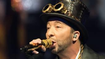 """Seit 25 Jahren erfolgreich: Nach rekordverdächtigen Plattenverkäufen in den """"goldenen 90er-Jahren"""" steht Eurodance-Künstler DJ BoBo nun auf dem Zenit seiner Bühnenkarriere. (Archivbild)"""