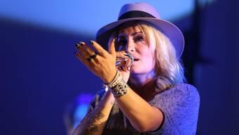 Der deutschen Sängerin Sarah Connor geht der Tod der Tochter des einstigen Ski-Profis Bode Miller nicht aus dem Kopf. Deshalb hat sie für ihr neues Album einen Song in Erinnerung an die kleine Emeline geschrieben. (Archivbild)