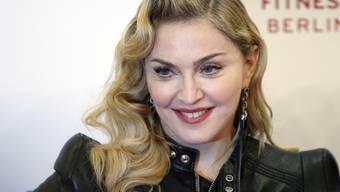 """Madonna hat sechs Songs ihres neuen Albums ins Netz gestellt - ihr neues Album """"Rebel Heart"""" kommt erst im März in die Plattenläden. (Archiv)"""