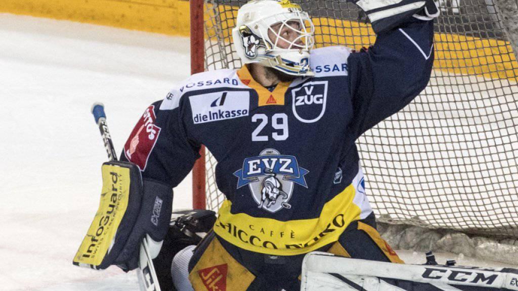 Sandro Aeschlimann ist in dieser Saison weiterhin ungeschlagen und feierte gegen Rapperswil-Jona seinen siebten Sieg