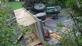 Kopie von Kopie von Zweite Version: Schwerer Traktorunfall in Wohlen
