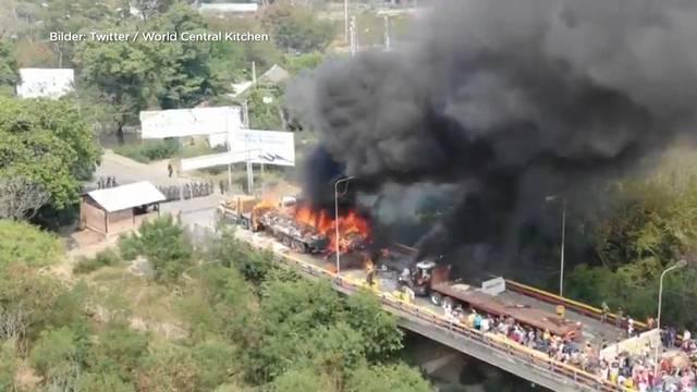 Venezuela-Krise: Herber Rückschlag für Juan Guaido