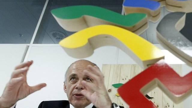 Sportminister Ueli Maurer: nicht überrascht von Entscheid