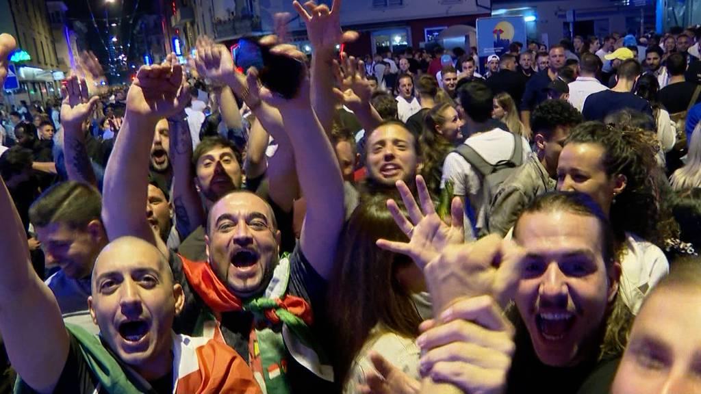Nach Italien-Sieg erst recht: Volksfeststimmung kehrt an Langstrasse zurück
