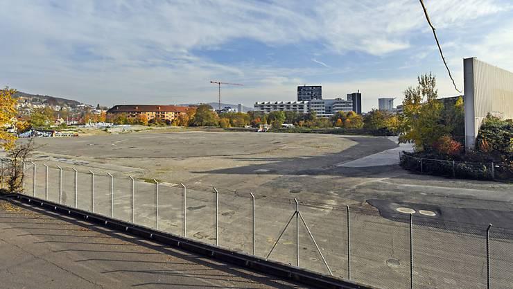 Am 27. September stimmen die Stadtzürcher Stimmberechtigten ein weiteres Mal über den Bau des Hardturm-Stadions ab. (Archivbild)