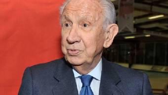 Juan Antonio Samaranch war während 21 Jahren IOC-Präsident