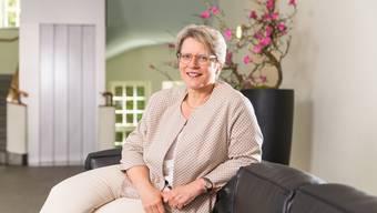 Rita Famos will Nachfolgerin von Gottfried Locher an der Spitze der Reformierten Kirche Schweiz werden.
