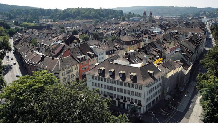 Winterthur wächst so langsam wie seit acht Jahren nicht mehr. (Archiv)
